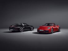 Nya Porsche 911 Targa – elegant extravagans