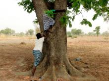 Internationell klimatpolitik som flyttar ansvaret till fattiga kvinnor