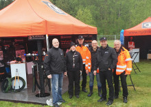 Träffa Hydroscand på MaskinExpo STOXA 18-20/5