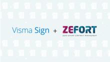 Saumatonta sopimushallintaa Visma Signilla ja Zefortin älykkäällä sopimusarkistolla