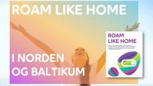Roam Like Home i Norden og Baltikum