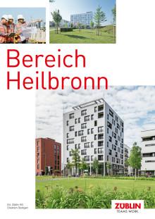 ZÜBLIN-Direktion Stuttgart, Bereich Heilbronn