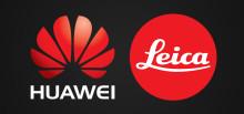 Huawei och Leica Camera inleder samarbete