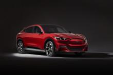 Elektrický Ford Mustang Mach-E přináší výkon, styl i svobodu pro novou generaci řidičů