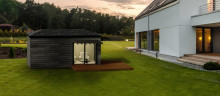 RHODE ISLAND-BASED COMPANY DEVELOPS ADU PREFABS USING RECLAIMED SHIPPING CONTAINERS