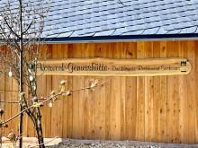 """""""VORWERK-Genusshütte – das kleinste Restaurant Sachsens"""" in Sayda"""
