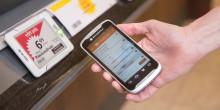 Snabbare plock av onlineorder med blinkande etiketter