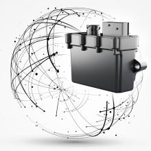 idem telematics vereinfacht Trailer-Telematik radikal: Neues Gateway PRO integriert Funktionen, Schnittstellen und Funkstandards