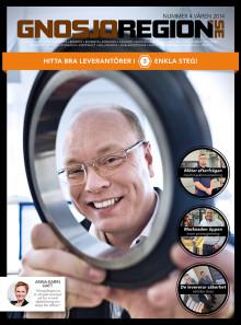 Hitta dina nya leverantörer i Gnosjöregionen i nytt magasin!