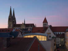 Award for ZÜBLIN Timber's Regensburg Synagogue project