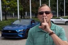 Motorljudet från nya Ford Mustang ska förbättra grannsämjan