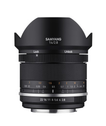 Samyang stellt 2. Generation des MF 14mm F2,8 Weitwinkelobjektivs mit neuen Features vor