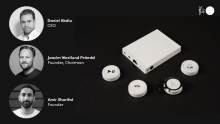 Shortcut Labs uppfann den smarta knappen Flic - Nu vänder de till vinst och strukturerar om i ledningen.