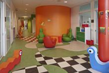 Barnesenteret ved Ålesund sykehus får heder i nasjonalt verdiprosjekt