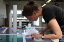 Lettere optag på skilteteknikeruddannelsen