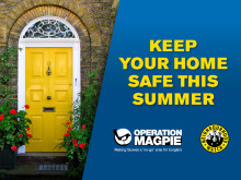 Summer burglary campaign launched