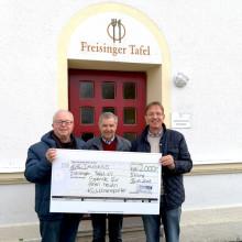 Euro-Log spendet an Freisinger Tafel und Kindergarten Sonnenschein Hallbergmoos