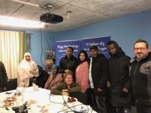 Nya företag skapar innehåll i Culture Casbah på Rosengård