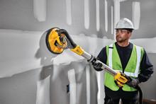 DEWALT® Debuts 20V MAX* Cordless Drywall Sander