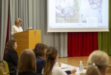 Distriktssköterskelärarna i Sverige nätverkar på Högskolan i Skövde