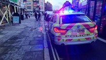 Gun and machete recovered and 46 arrested in crackdown on violence