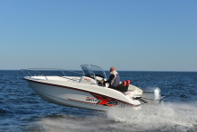 Micore-modell premiärvisas på båtmässan i Göteborg