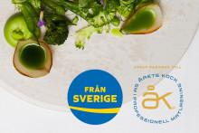 Från Sverige stolt partner till Årets Kock 2018