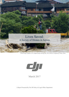 Lives Saved: A Survey of Drones in Action