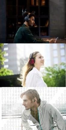Le plaisir de la musique : goûtez à la liberté avec les nouveaux casques Bluetooth®  sans fil de Sony