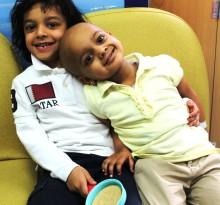Our Charity Champion...Zakariya Aziz