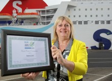 Stena Line voted 'Best Ferry Company' by Irish media