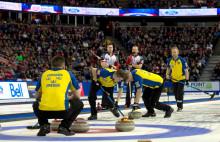 Curling-VM: Förlust mot Kanada men jakten på final och medaljer fortsätter i semifinal 2