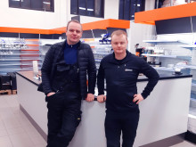 Hydroscand etablerar sig på Island