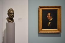 Museumsdirektøren fortæller om lånte mesterværker