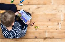 Den digitale barnehagen