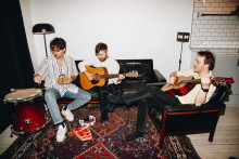 Stockholmsbaserade indie-bandet Archi & Pelago EP-debuterar