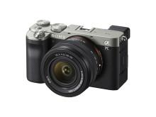 A Sony apresenta a câmara Alpha 7C e uma lente de zoom; o sistema de câmara full-frame mais pequeno e leve do mundo(i)