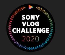 Осталась неделя до конца подачи заявок на SONY VLOG CHALLENGE!