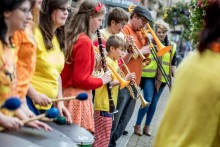Council leader welcomes arts festival boost