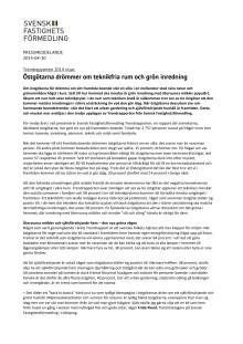 Trendrapporten 2014: Östgötarna drömmer om teknikfria rum och grön inredning