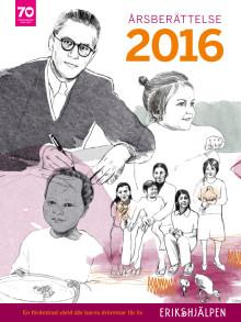 Erikshjälpens årsberättelse 2016