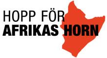 Hopp för Afrikas horn - kampanjstart idag