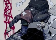 Rå, prisbelønt tegneserietrilogi får sin avslutning