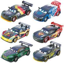 Disney Cars Carbon Racers Die-Cast Sortiment