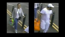 CCTV images released in connection with theft – Newbury