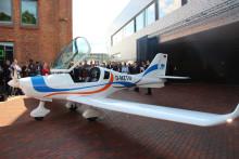 Einladung: Feierliche Übergabe des ersten Forschungs- und Schulungsflugzeugs an die TH Wildau am 22. November 2017 in Schönhagen