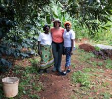 Mehr als Nüsse: ‹Living Farms› – die Farmgemeinschaft ‹Limbua Group› in Kenia