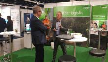 Norges största transport- och logistikmässa - Green Cargo var på plats