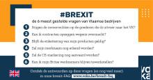 Coronacrisis was niet te voorzien, brexit wel: Voka bereidde al honderden bedrijven voor die handel drijven met VK en bundelt alle info nu in één brexit-FAQ