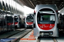 Hitachi Rail Italy Delivers the Last Tram For Line 2